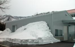 JAえちご上越 柿崎雪中貯蔵庫