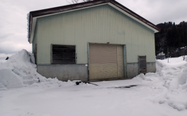 豊坂生産組合 信濃坂の雪室